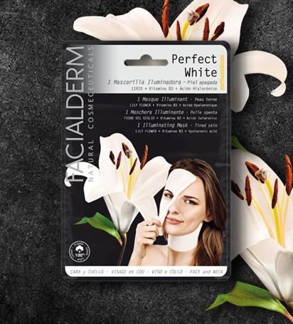 PERFECT WHITE - Flor de lirio